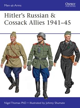 Hitler's Russian & Cossack Allies 1941–1945 (Osprey Men-at-Arms 503)