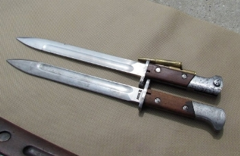 Polish Bayonets wz.28 Fotos