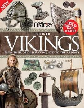 Book of Vikings 2nd Edition (All About History)