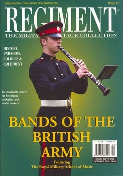 Bands of the British Army (Regiment №61)