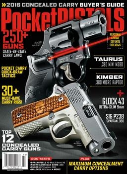 Concealed Carry Pocket Pistols 2016 Buyer's Guide