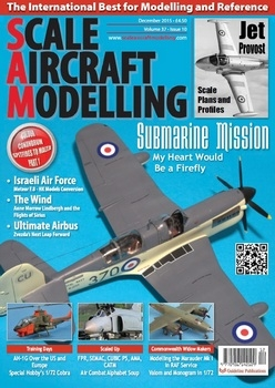 Scale Aircraft Modelling 2015-12