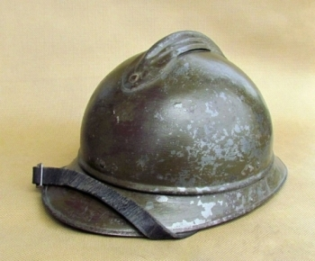 Polish Adrian Helmet wz.15 Photos