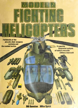 Modern Fighting Helicopters (A Salamander Book)