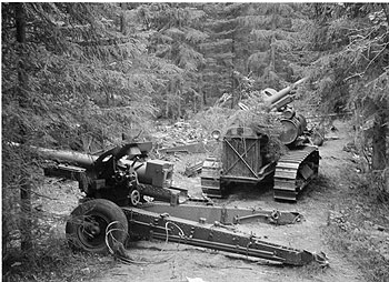 WW2 Artillery HQ Photos. Part 2