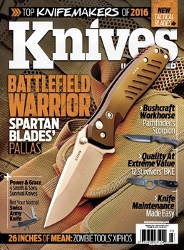 Knives Illustrated 2016-03/04