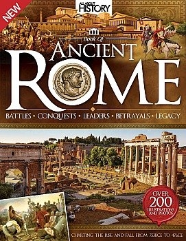 All About History Book of Ancient Rome Revised Edition