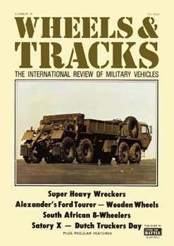 Wheels & Tracks №14