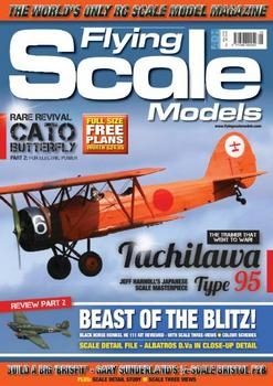 Flying Scale Models 2016-05