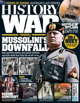 History Of War - Issue 29 2016