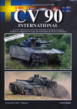 CV 90 International (Tankograd International Special 8004)