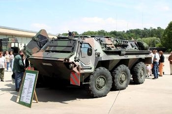 Tpz 1A6 Spurpanzer Walk Around