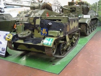 Bren Gun Carrier Walk Around