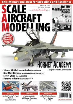 Scale Aircraft Modelling 2016-06