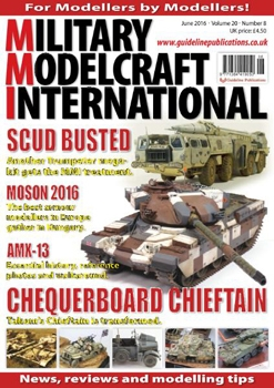 Military Modelcraft International 2016-06 volume 20 number 8