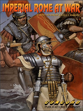 Concord Publications 6002 - FIGHTING MEN SERIES - Imperial Rome at War