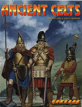 Concord Publications 6003 - FIGHTING MEN SERIES - Ancient Celts