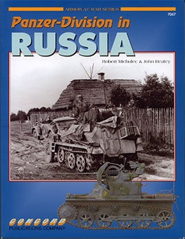 Concord - 7047 - [Armor At War Series] Panzer-Division In Russia-