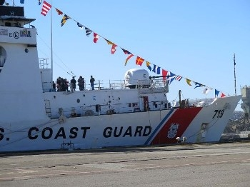 USCGC Boutwell (WHEC-719) Walk Around