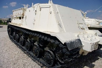 JST-34 Recovery Vehicle Walk Around