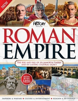 All About History Book Of The Roman Empire