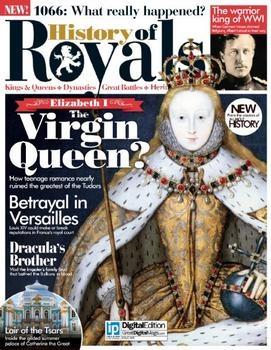 History Of Royals - Issue 5, 2016