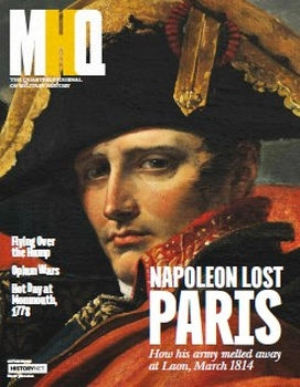 MHQ: The Quarterly Journal of Military History Vol.29 No.1