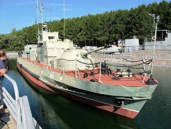 Project 1204M Shmel Riverine Gunboat Walk Around