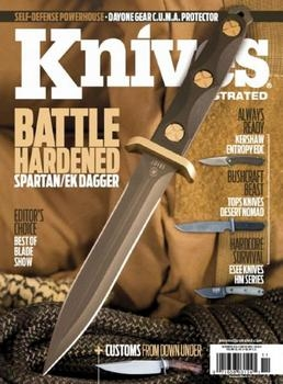 Knives Illustrated 2016-11