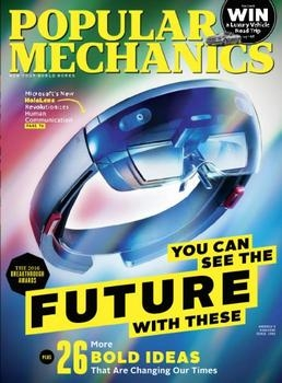Popular Mechanics USA 2016-10