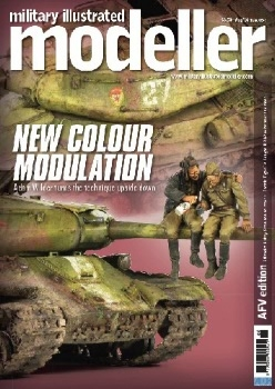 Military Illustrated Modeller - Issue 064 (2016-08)