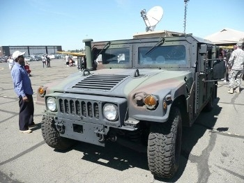 M1165 Up-Armored HMMWV Walk Around