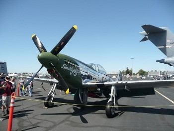 North America P-51D-10-NA Mustang Walk Around