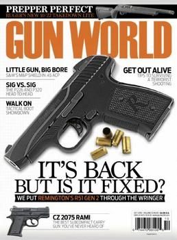Gun World 2016-10