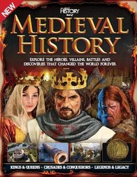 Book Of Medieval History (All About History 2016)