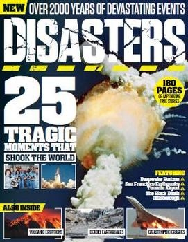 Book of Disasters (All About History)