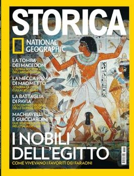 Storica National Geographic - Ottobre 2016