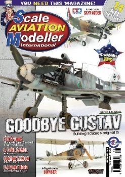 Scale Aviation Modeller International 2016-09