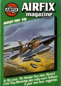Airfix Magazine 1980-08 (Vol.21 No.12)
