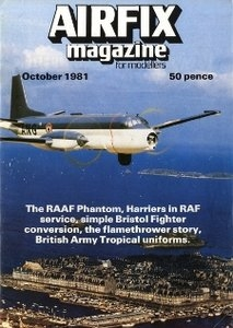Airfix Magazine 1981-10 (Vol.23 No.02)