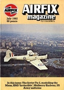 Airfix Magazine 1982-07 (Vol.23 No.11)