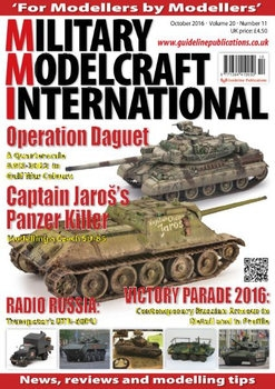 Military Modelcraft International 2016-10