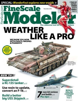 FineScale Modeler 2016-110 (Vol.34 No.09)