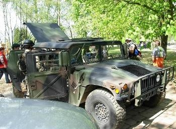 HMMWV M1025 Walk Around
