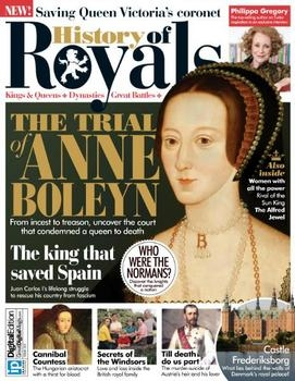 History Of Royals - Issue 7, 2016