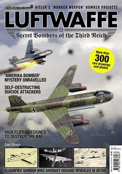 Secret Bombers of the Third Reich