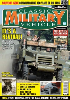 Classic Military Vehicle 2016-09 (184)