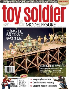 Toy Soldier & Model Figure 2016-10/11 (220)