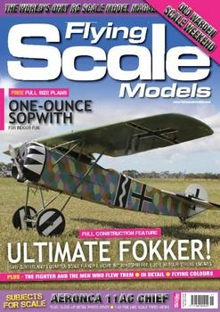 Flying Scale Models 2016-11