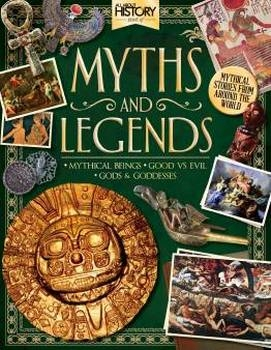 Book Of Myths and Legends (All About History 2016)